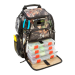 TACKLE TEK™ RECON – LIGHTED CAMO BACKPACK