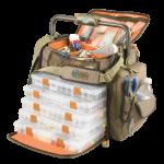 TACKLE TEK™ FRONTIER – LIGHTED BAR HANDLE TACKLE BAG